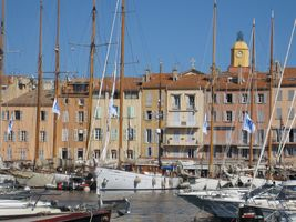 fench language abroad saint tropez